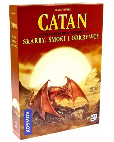 Catan Skarby Smoki i Odkrywcy
