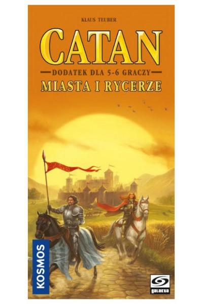 Catan Miasta i Rycerze Dodatek dla 5-6 graczy