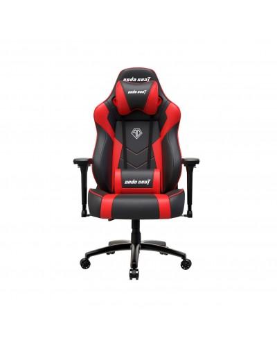 Fotel gamingowy ANDA SEAT Dark Demon Premium Czarno Czerwony
