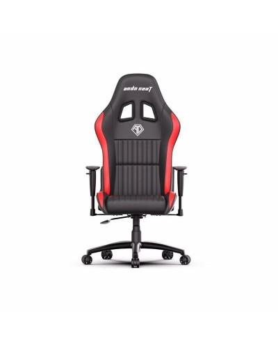 Fotel gamingowy ANDA SEAT Jungle Series Czarno Czerwony