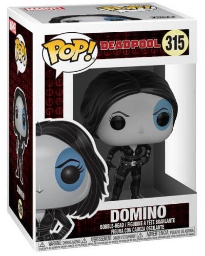 Figurka Funko POP Vinyl Marvel Deadpool Parody Domino