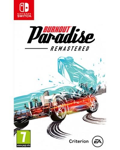 Burnout Paradise Remastered + nakładki na analogi