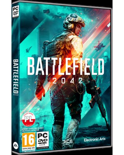 Battlefield 2042 PC PL + DLC