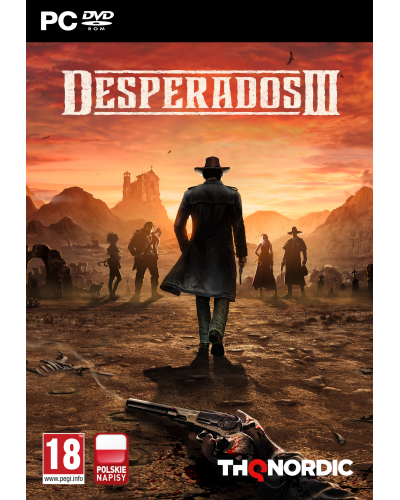 Desperados III PC PL