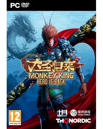Monkey King Hero is Back PC PL