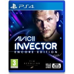 AVICII Invector Encore Edition PL + nakładki na analogi