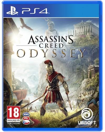 Assassins Creed Odyssey PL + nakładki na analogi