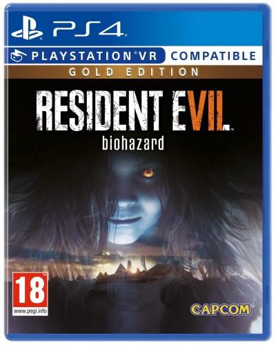 Resident Evil 7 Biohazard Gold Edition PL + nakładki na analogi
