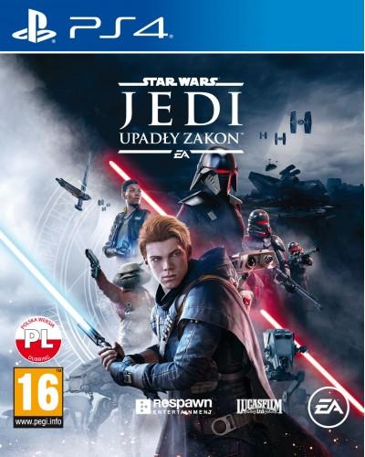 Star Wars Jedi Upadły Zakon PL + nakładki na analogi
