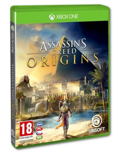 Assassins Creed Origins PL + nakładki na analogi