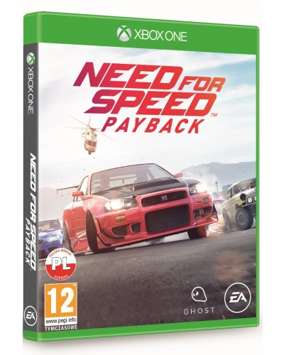 Need for Speed Payback PL + nakładki na analogi
