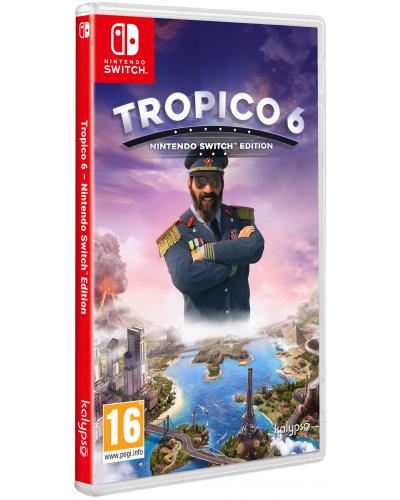 Tropico 6 + nakładki na analogi
