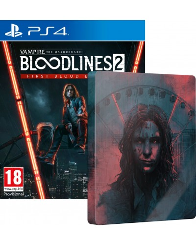 Vampire The Masquerade Bloodlines 2 Unsanctioned Edition + nakładki na analogi