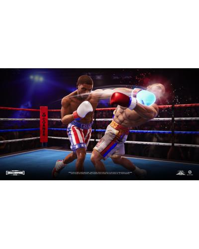 Big Rumble Boxing Creed Champions Day One Edition + nakładki na analogi