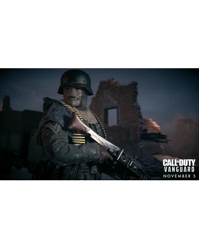 Call of Duty Vanguard PL + nakładki na analogi