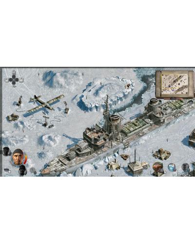 Commandos 2 & Praetorians HD Remaster Double Pack PL + nakładki na analogi