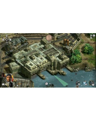 Commandos 2 - HD Remaster PL + nakładki na analogi