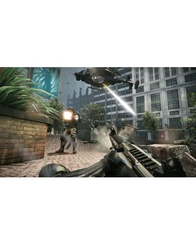Crysis Remastered Trilogy PL + nakładki na analogi