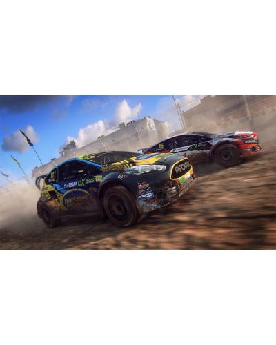 Dirt Rally 2.0 Edycja Gry Roku + nakładki na analogi