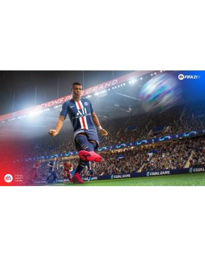 FIFA 21 Edycja Mistrzowska PL + nakładki na analogi