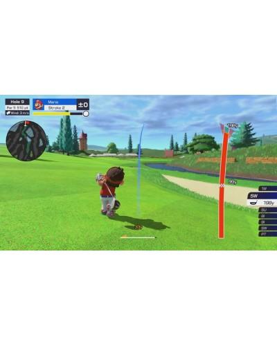 Mario Golf Super Rush + nakładki na analogi