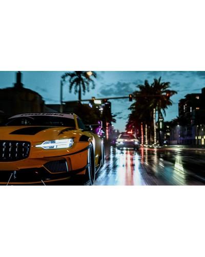 Need for Speed Heat PL + nakładki na analogi